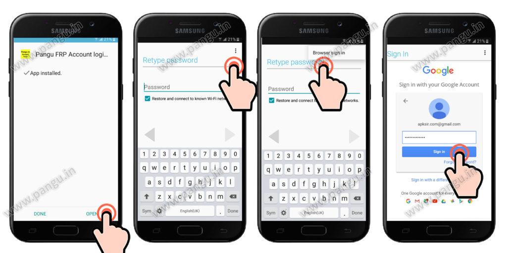 samsung galaxy j5 prime enter new Gmail account frp, samsungj5 frpunlock without otg