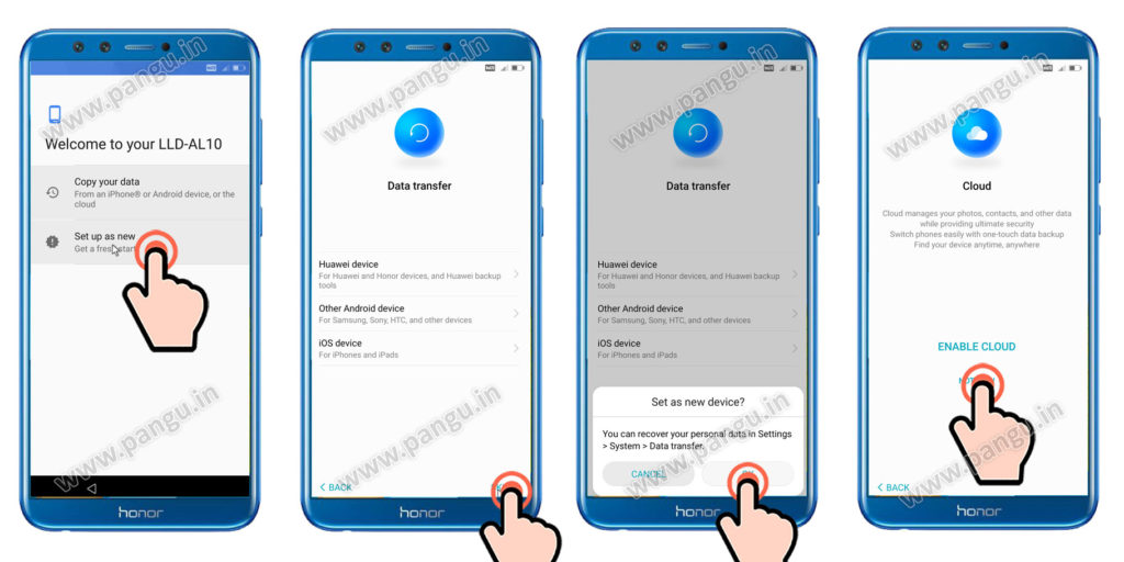 How To Honor 9 Lite Google Account Bypass | LLD AL10 Frp Remove