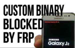 Custom-binary-blocked-by-reactivation