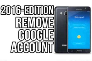 Samsung J2 (6) FRP Unlock without OTG Without Any software