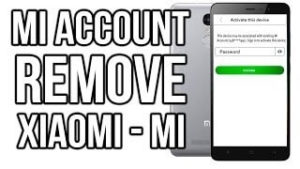 Xiaomi-Redmi MIUI 9 bypass mi cloud account on all Xiaomi android 7.0