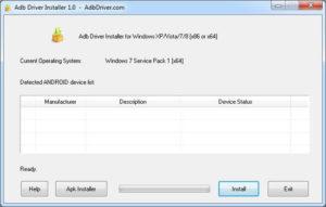 MTK USB driver windows 7 64 bit download