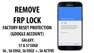Samsung FRPbypass or unlock 2018 forGalaxy s7edge FRPbypass2018