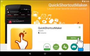 Quick Shortcut Maker 2.4.0 2017 or QuickShortcutMaker