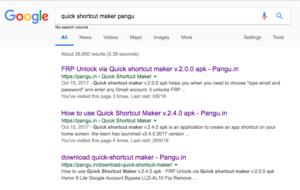 quick shortcut maker frp unlock download
