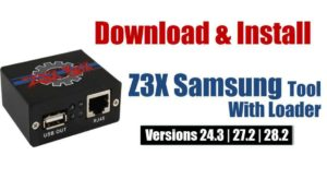 How to Install Z3X Samsung Tool Pro Software