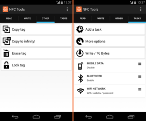 NFC Tools 4.4 for bypass Motorola Devices Download