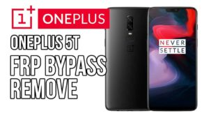 OnePlus 6 Android Oreo 8.0 FRP Bypass 2018