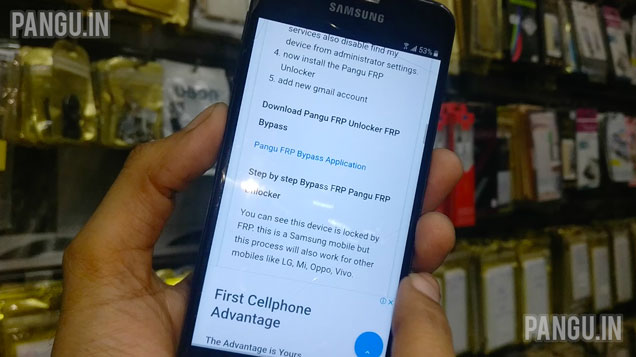 How to Enable USB Debugging Mode ADB mode on FRP Locked Samsung Devices To Remove FRP samsung frp