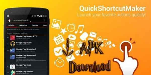 Download Quick Shortcut Maker v.2.4.0 apk