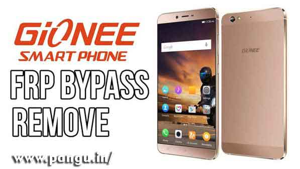 Gionee Bypass Google Account Verification FRP lock