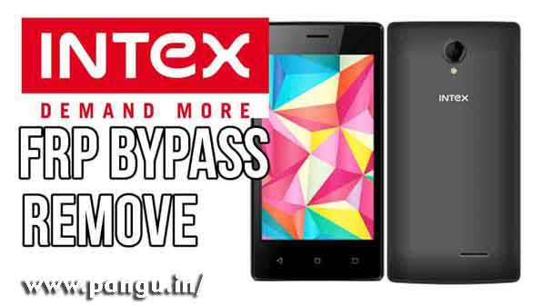 Intex Aqua Bypass Google Account Verification FRP lock